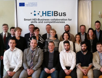 Kick-Off Meeting of HEIBus Project