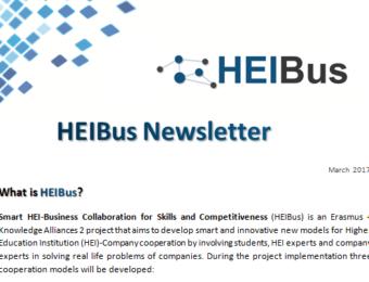 First HEIBus Newsletter