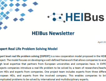 Third HEIBus Newsletter