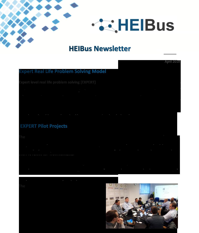 HeiBUS Newsletter 3