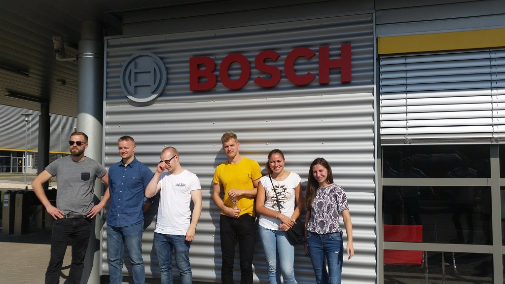 Bosch RLPS Project 2