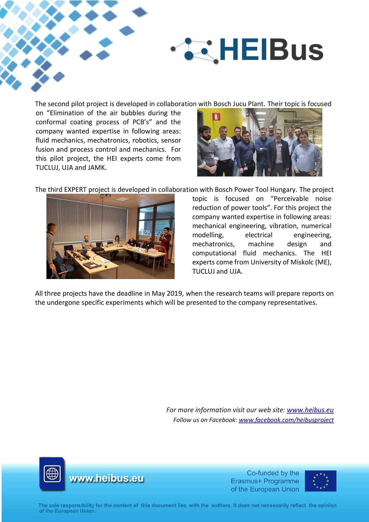 HEIBus Newsletter 6